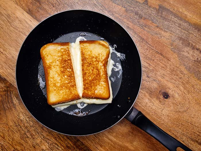 Texas Toast Cooking Instructions