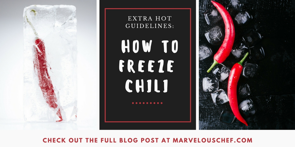 How To Freeze Chili