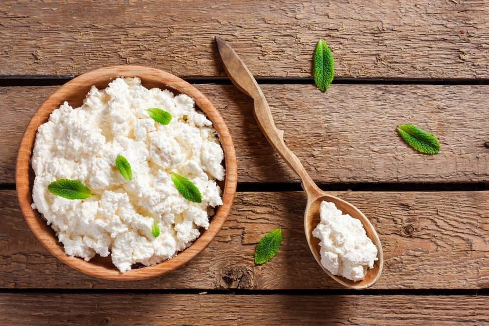 can you freeze cottage cheese instead?