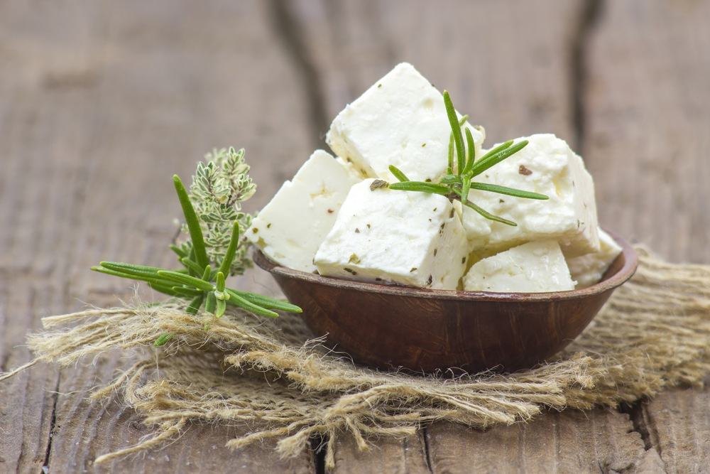 difference between feta and goat cheese