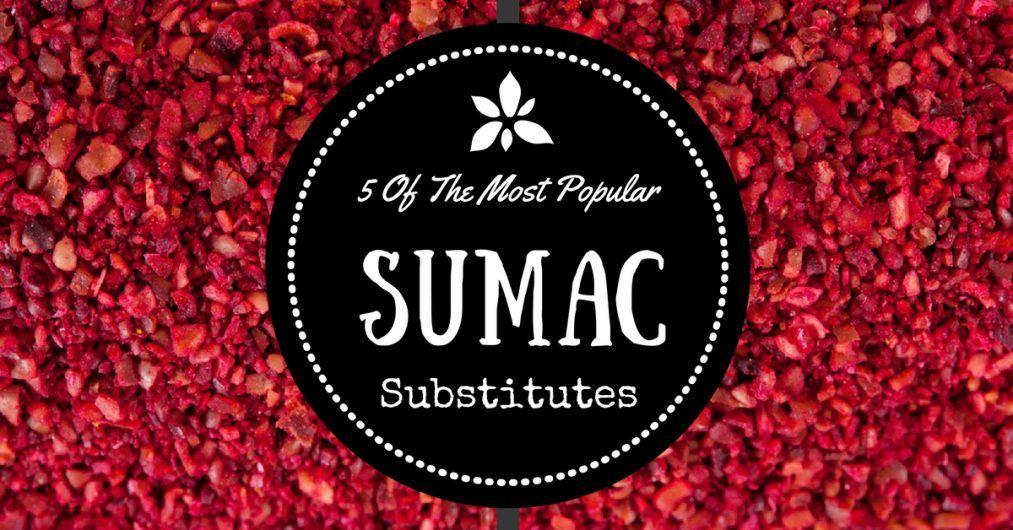 sumac substitute